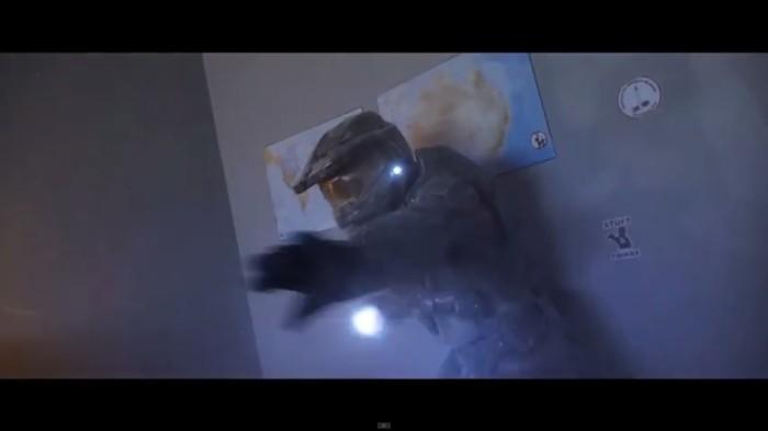Que pasa si enfrentamos a Halo contra COD?.... [Videos]