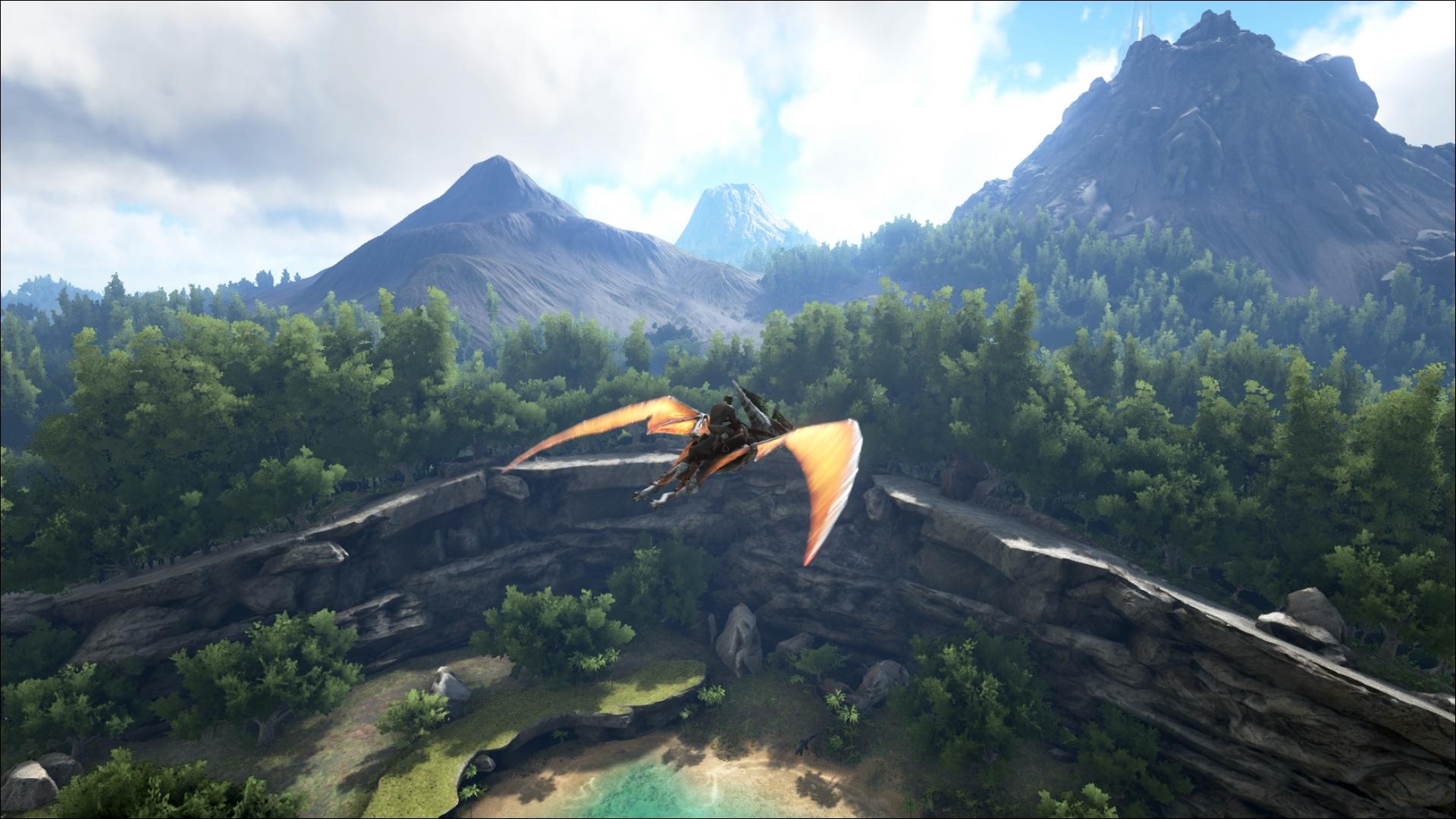 Los dinosaurios se niegan a morir en Ark: Survival Evolved
