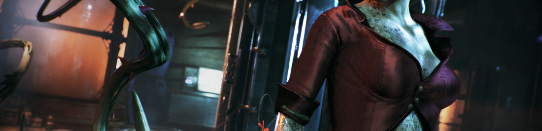 Todo evoluciona en Batman: Arkham Knight menos la ropa de Poison IVy