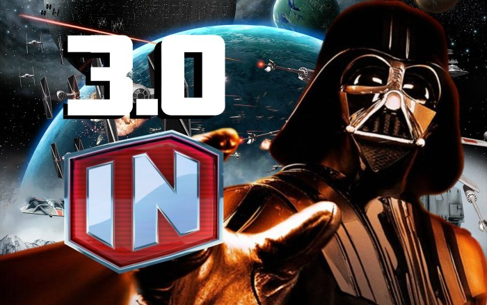 Veamos un poco de Gameplay de Disney Infinity 3.0 [The Force is Strong in Mickey]