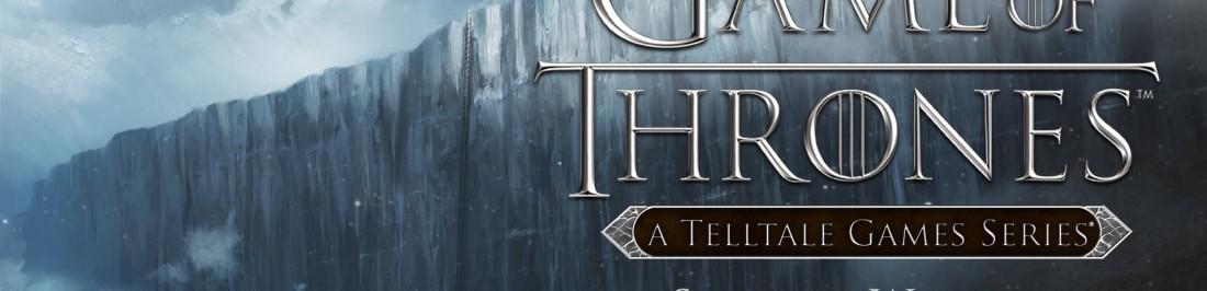 'Game of Thrones: A Telltale Games Series' continúa la próxima semana con 'Sons of Winter' [VIDEO]