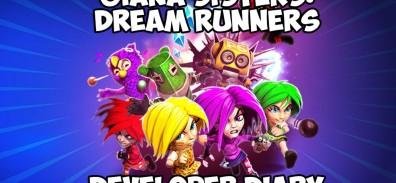 Giana Sisters: Dream Runners, diario de los desarrolladores [VIDEO]