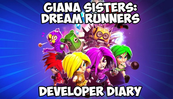 Giana Sisters: Dream Runners, diario de los desarrolladores [VIDEO]