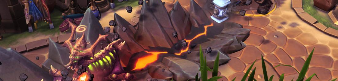 Para los interesados ya pueden jugar la beta abierta de Heroes of the Storm