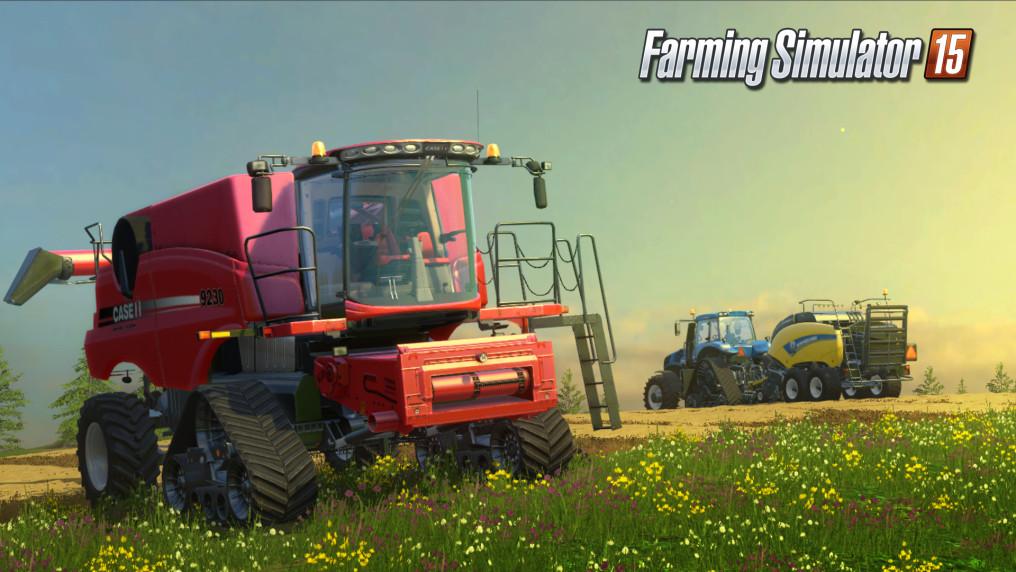 Farming Simulator 15 ahora en sus consolas favoritas