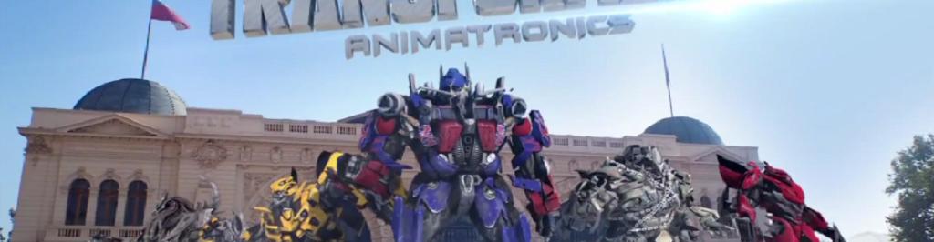 Lagzero te lleva a conocer Transformers Animatronics [CONCURSOS]