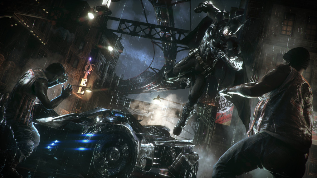 Batman: Arkham Knight en PC volvería a las tiendas a fines de octubre