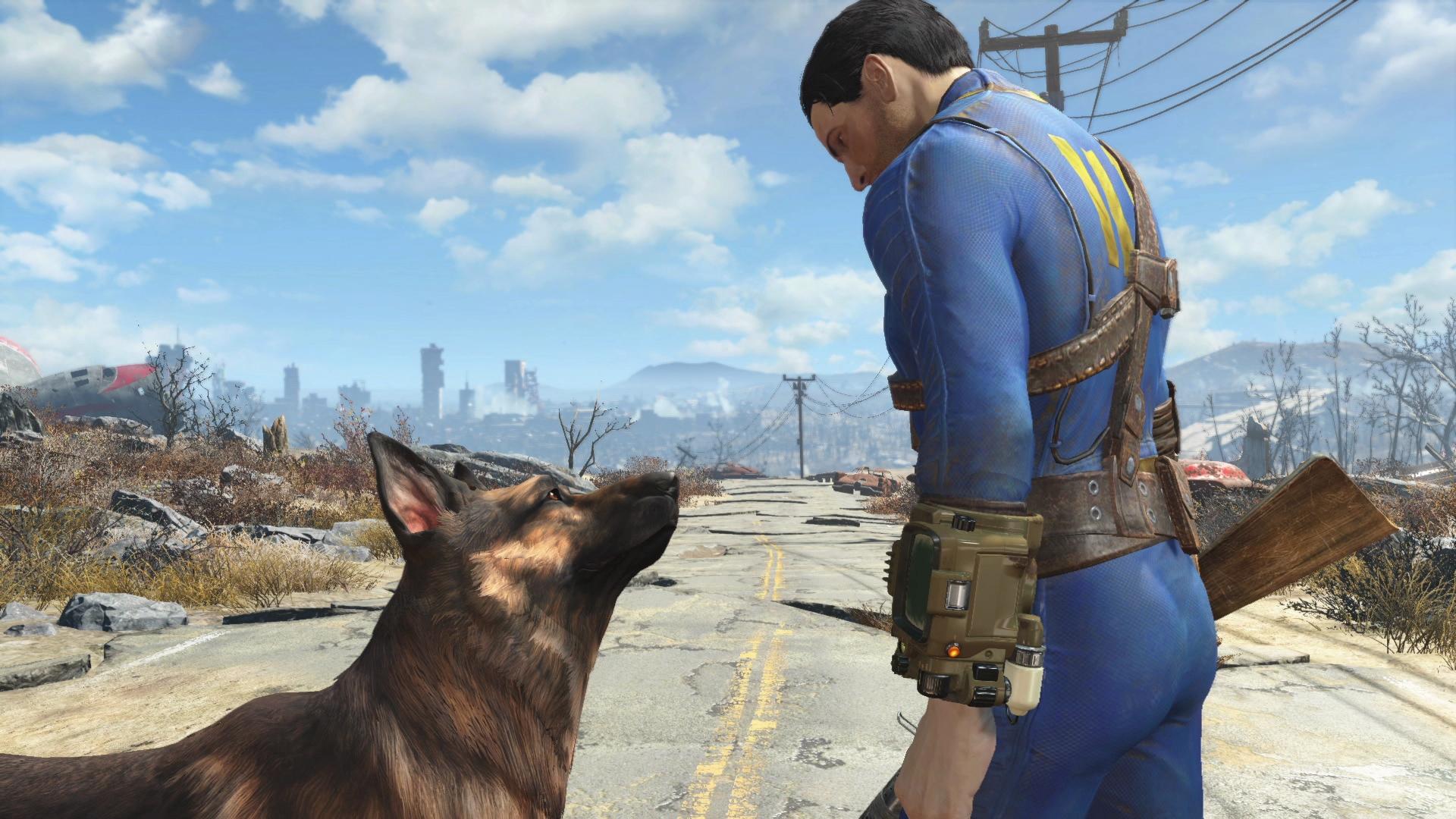 ¿Que te hace S.P.E.C.I.A.L. en Fallout 4?