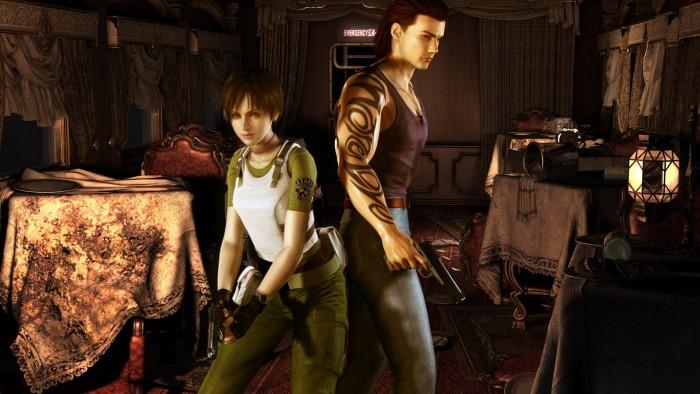 Así se ve Resident Evil Zero Remastered en acción [Video]