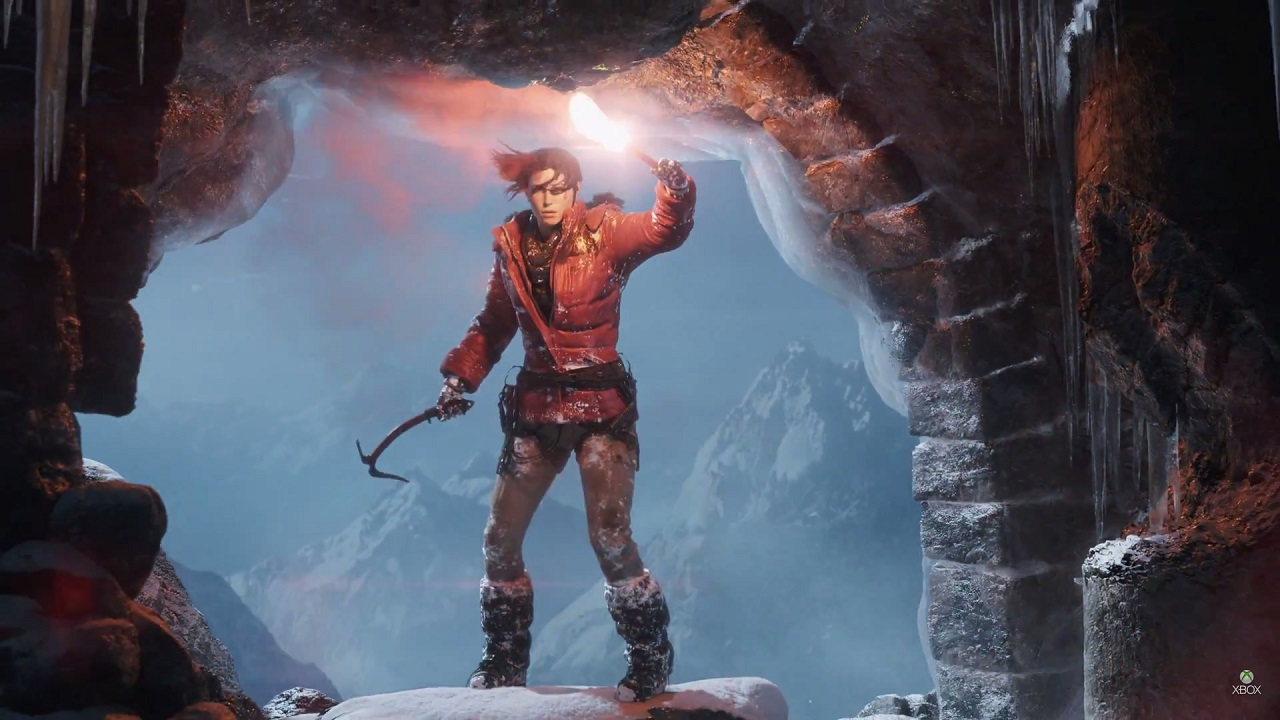 Rise of the Tomb Raider se lanza hoy para Xbox One [LARITA CROFT NIUS]