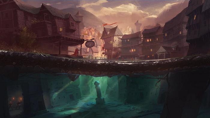 The Bard's Tale IV promete RPG de la vieja escuela con gráficos actuales