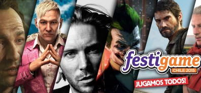 "Troy Baker, Joel de ""The Last of Us"", viene a Festigame 2015 [EVENTOS]"