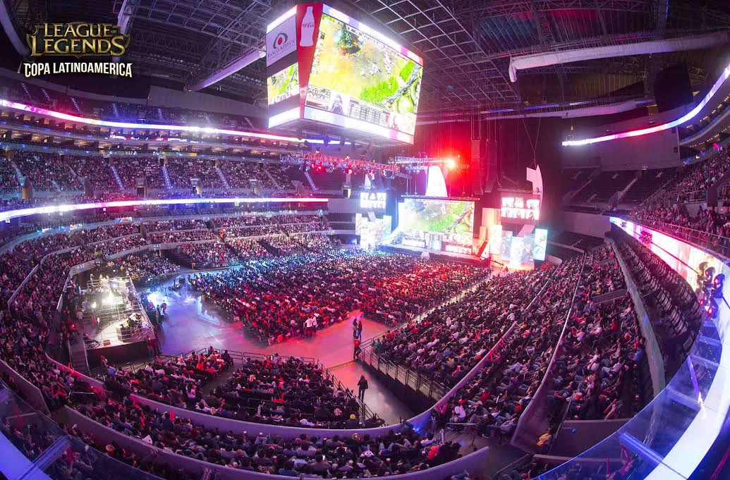 Desafío Internacional de LOL tendrá su Gran Final en el Movistar Arena [COMPETENCIAS]