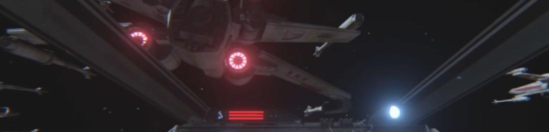 Esta demo de Star Wars VR seria un sueño hecho realidad si tan solo fuera oficial