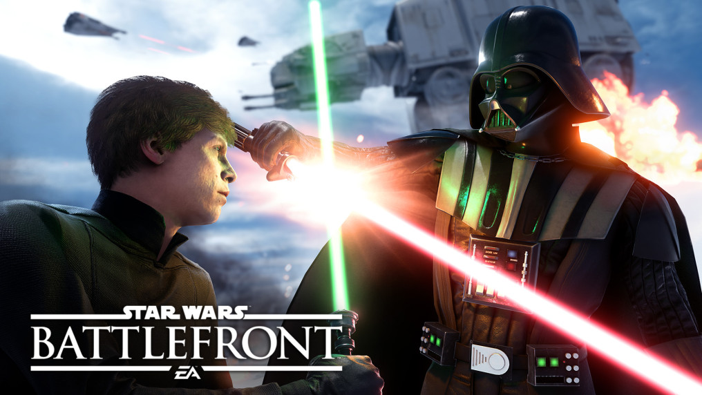 Star Wars Battlefront ya está disponible