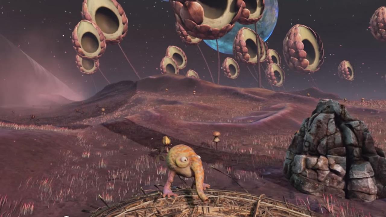 The Endless Cylinder es otra de las creaciones surrealistas de Carlos Bordeu