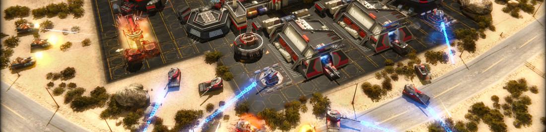 Act of Aggression es estrategia en tiempo real al estilo C&C: Generals
