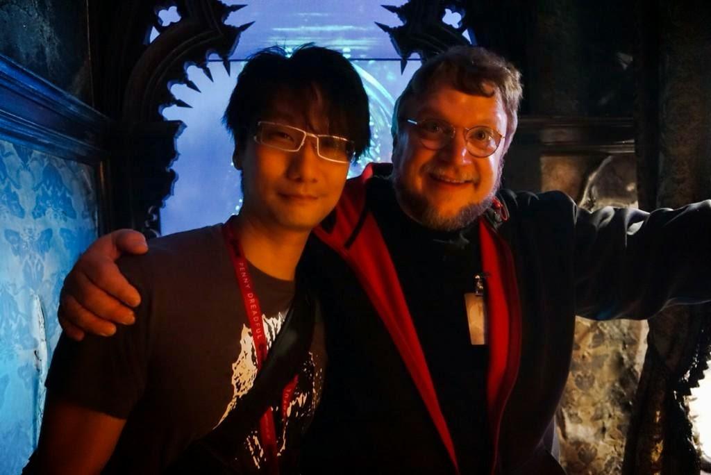 Hideo Kojima y Guillermo del Toro aún buscan proyecto [NOTICIAS]