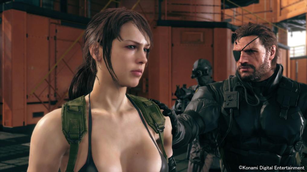 PES 2016 y Metal Gear Solid V: The Phantom Pain llegan a  FestiGame Fanta 2015