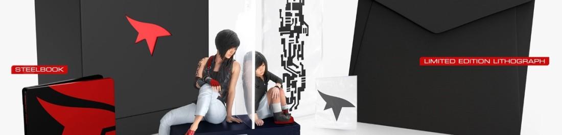 Estatuas, ganchos y hasta un mini-refrigerador en estas ediciones para coleccionistas de Mirror's Edge: Catalyst, Just Cause 3 y Black Ops 3