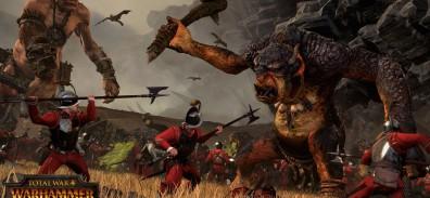 Dale una mirada a esta cinemática de Total War: Warhammer realizada con el motor in-game
