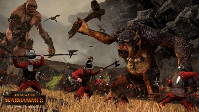 Una mirada más a fondo a Total War: Warhammer