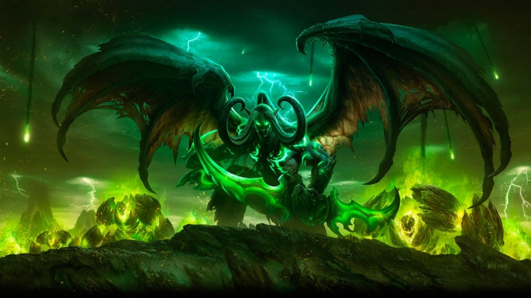 Illidan-wow