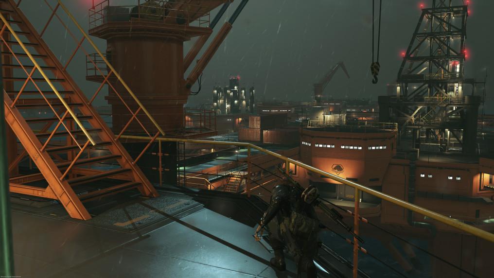 Konami suelta algunas screenshots comparativas de MGS 5 entre plataformas, adivinen cual se ve mejor