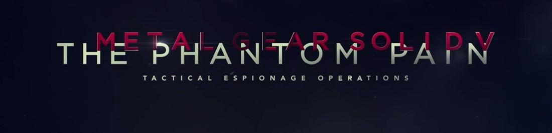 El Trailer de Metal Gear Solid V versión Gamescom esta aquí [Gamescom 2015]