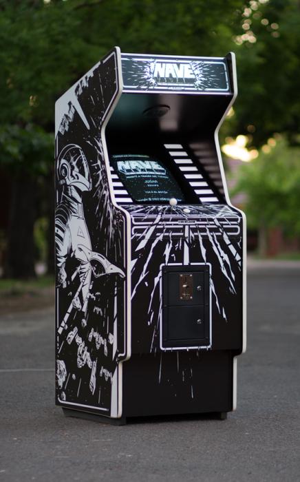 NAVE Arcade