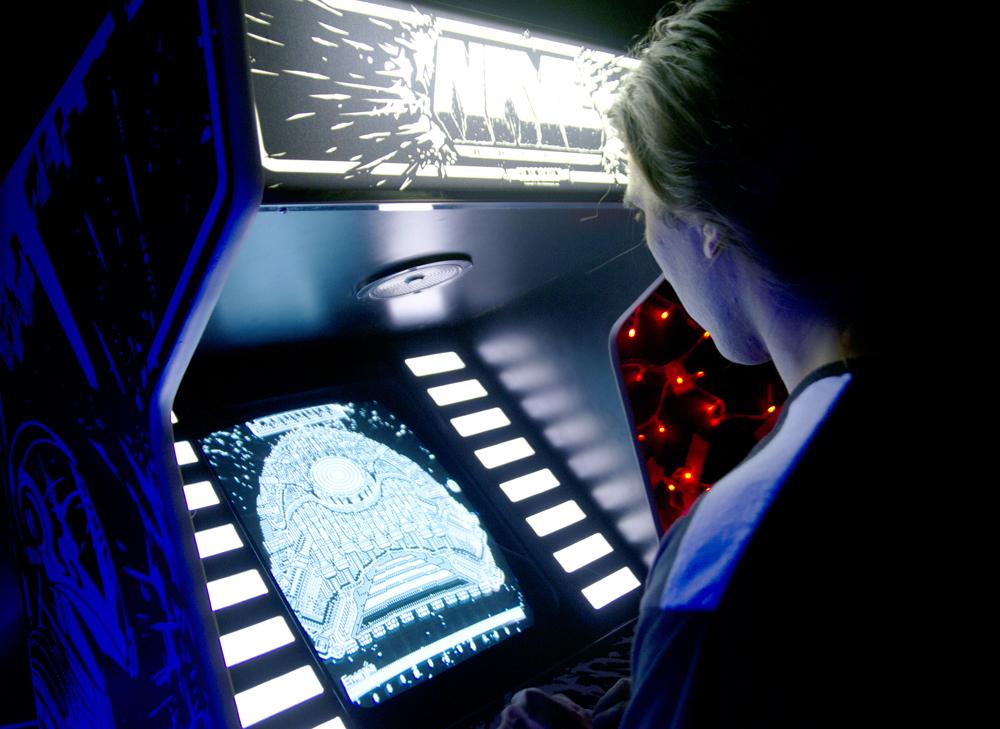 NAVE Arcade: El videojuego viajero