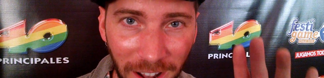 Entrevista al gran Troy Baker  [Festigame Fanta 2015]