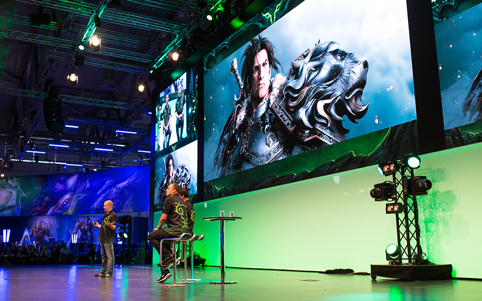 Anuncios de Blizzard en Gamescom 2015