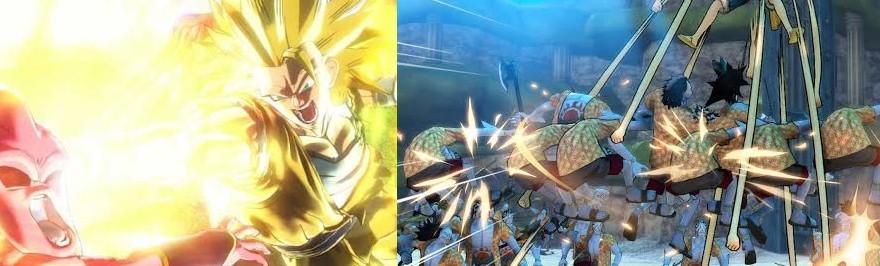 BANDAI NAMCO lanza One Piece: Pirate Warriors 3 y torneo online de Dragon Ball Xenoverse [NOTICIAS]