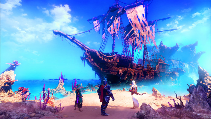 Trine 3: The Artifacts of Power escapa de Early Access y se lanza oficialmente