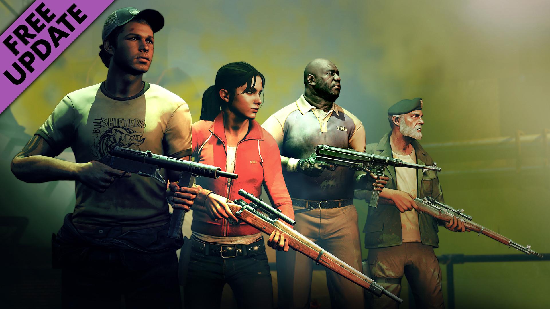 Zombie Army Trilogy recibe 8 nuevos personajes, es probable que los conozcan