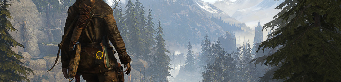 Trailer de lanzamiento de Rise of the Tomb Raider [LARITA NIUS]