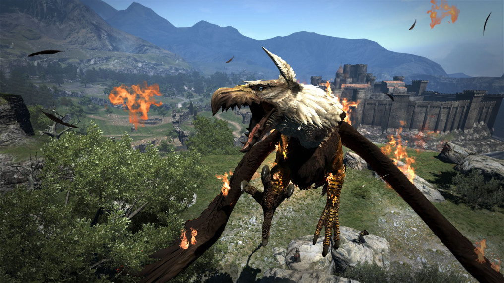 Anunciado Dragon's Dogma: Dark Arisen para PC