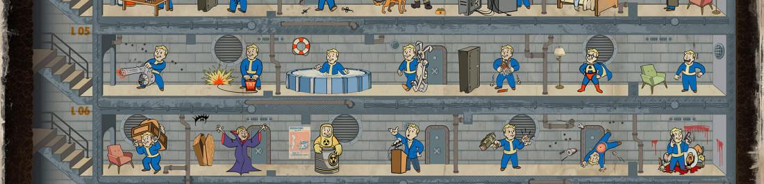 Esta es la serie de videos de Fallout 4, S.P.E.C.I.A.L. por si te perdiste alguno