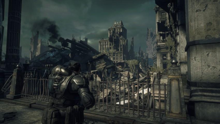 Varias de las vistas muestran inmediatamente el salto gráfico del juego