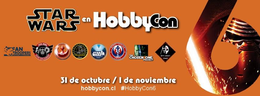 Anunciada Hobbycon 6 en Villa Alemana [HOBBYCON NIUS]