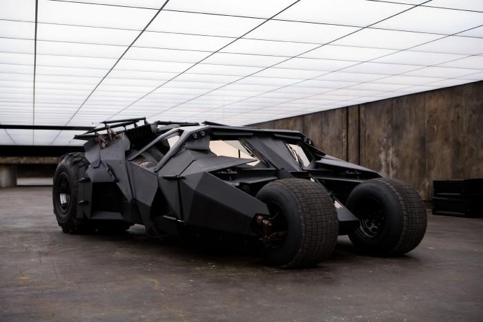 Veamos en acción al Tumbler de The Dark Night en Batman: Arkham Knight [VIDEO]