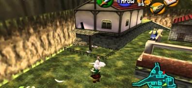 Un paseo por la villa Kakariko de la mano de Unreal Engine 4