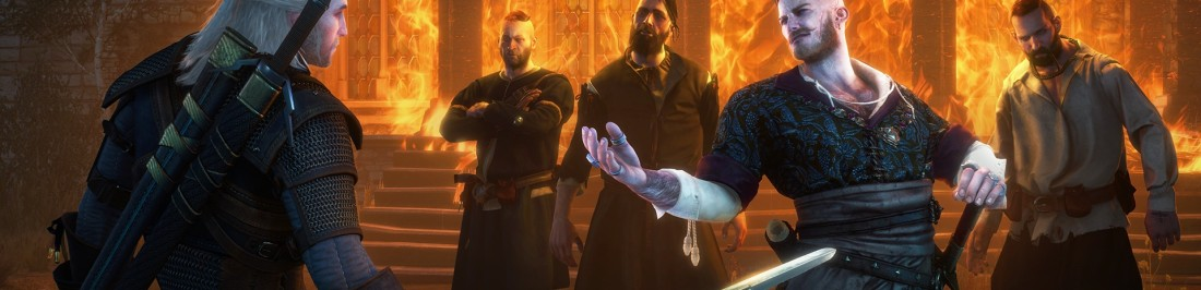 Este es el trailer de lanzamiento de The Witcher 3: Wild Hunt - Hearts of Stone