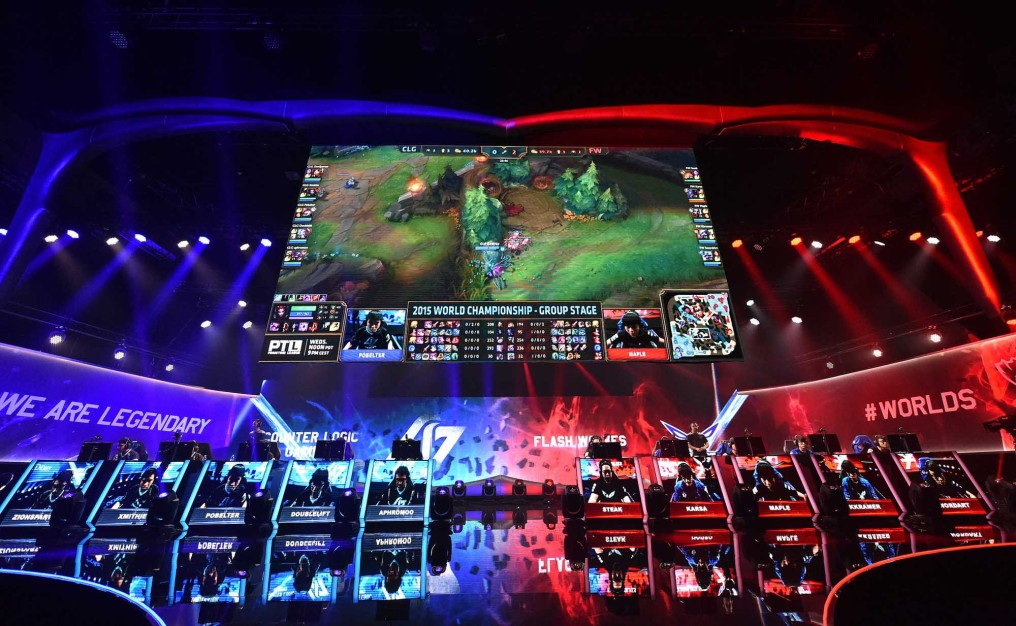 Ya comenzó el Campeonato Mundial de League of Legends 2015 [EVENTOS]