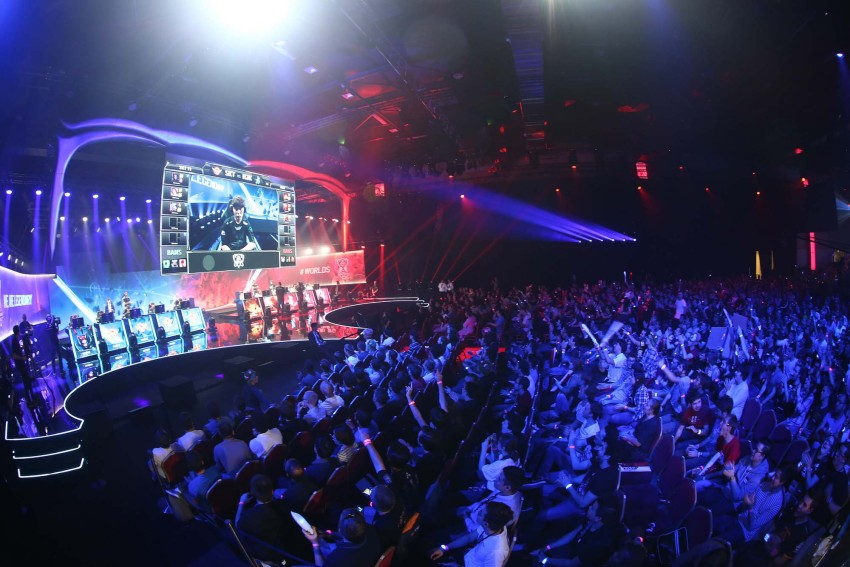 Campeonato Mundial League of Legends