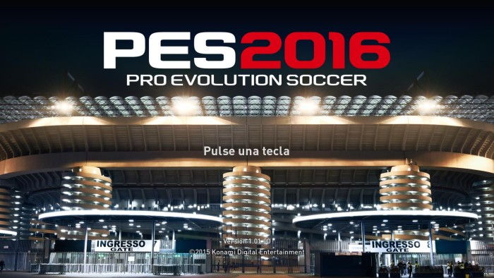 KONAMI revela la edición 'Entry Level' Free-to-Play de PES 2016 [GRATUIDAD]
