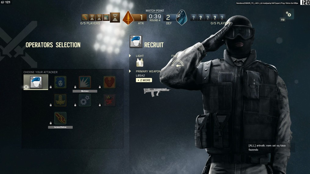 Rainbow Six Siege - Closed Beta2015-10-1-23-51-2