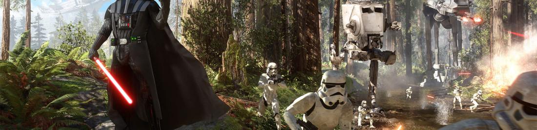 Recuerda liberar espacio en tu disco para esos AT-AT en Star Wars: Battlefront
