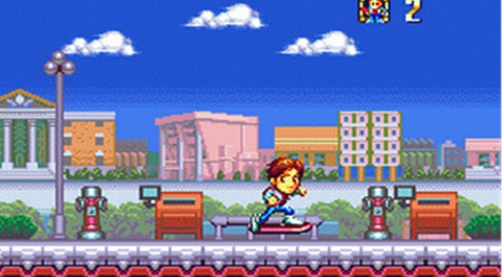 Feliz Día de Volver al Futuro en los videojuegos [GREAT SCOTT NIUS]